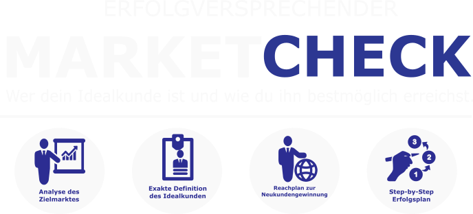 marketcheck marketing check - kunden gewinnen