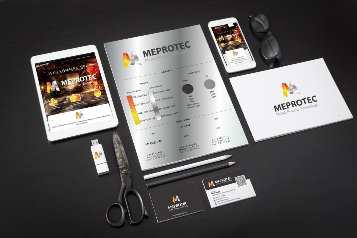 Website, Logo, Marktauftritt, Corporate Design, Visitenkarten