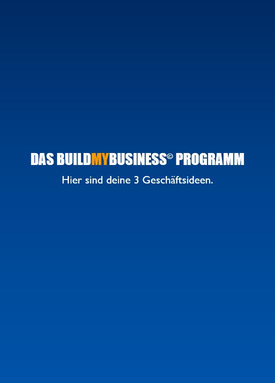 Geschäftsideen